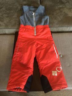 Obermeyer Kids Volt Novelity Bib Snow Pants,Winter Pant Size 4 Toddler Boys,NWT