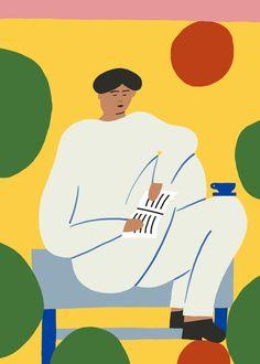 The Reader by Karl-Joel Larsson