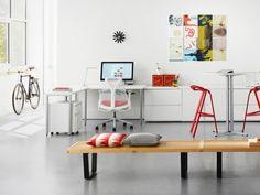 stilvolles design herman miller buerostuhl - Herman Miller Schreibtisch Veranstalter