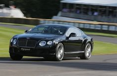 Having Fun With Your Bentley Continental GT Speed For Fun And Serious Business