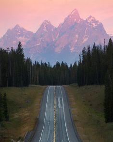 Grand Teton National Park (Wyoming) by Karl 'Shakur' N. (@karl_shakur) on Instagram