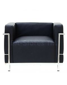 Le Courbusier Grande Arm Chair in Geniune Leather