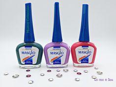 Las cosas de Dama: Colección Top Color de Masglo