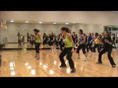 """Zumba Dance Fitness-""""Shake Senora"""" Pitbull"""