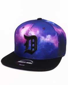 Detroit Tigers Final Frontier strapback hat by American Needle Flat Bill Hats, Flat Hats, Strapback Hats, Hip Hop Outfits, Cute Hats, Fitted Caps, Detroit Tigers, Snapback Cap, Headgear