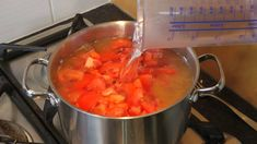 Tomatensoep maken - eenvoudig recept