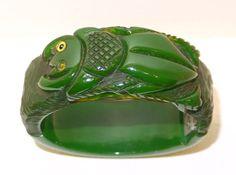 1930s Art Deco Bakelite bangle/bracelet