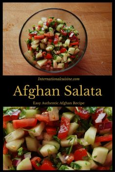 This salad is light and yummy and perfect for a nice sunny afternoon.  No oil in the dressing just a squeeze of lemon.