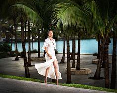 White Dress, Dresses, Fashion, Vestidos, Moda, White Dress Outfit, Fashion Styles, Dress, Dressers