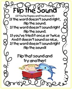First Grade Wow: Flip the Sound!