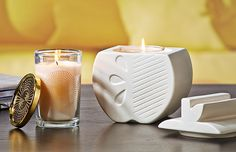 Big Apple Candle Holder from the NEW Jonathan Adler collection exclusively for PartyLite! http://www.partylite.co.uk/products/jonathan-adler-overview.html #JonathanAdlerforPartyLite