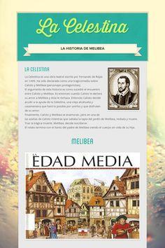 "La Celestina"""" (Tragicomedia de Calixto y Melibea) (1499-1500)"
