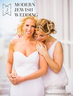 Meet our first cover photo finalist.  Come back each day this week to see all five and then vote for your favorite.  http://www.themodernjewishwedding.com/modern-jewish-wedding-magazine-cover-finalist-1 #mazeltov