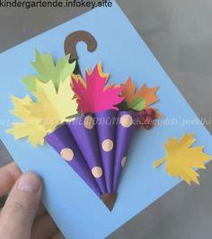 Crafts Crafts - Fall Crafts For Kids Autumn Crafts, Fall Crafts For Kids, Diy Arts And Crafts, Spring Crafts, Toddler Crafts, Art For Kids, Christmas Crafts, Diy Crafts, Craft Activities