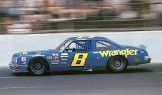Dale Earnhardt 1984 Busch Series car @ Charlotte