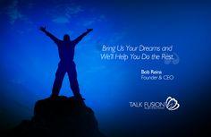 Bring Us Your Dreams