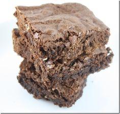 gluten free brownies!