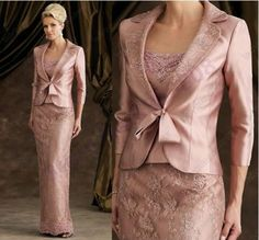 Free shipping, $108.38/Piece:buy wholesale  Best buy elegant free three quarter jacket mother of the bride/groom floor-length dress women formal occasion outfit/suit2015 Spring Summer,Reference Images,Satin on orient1983's Store from DHgate.com, get worldwide delivery and buyer protection service.