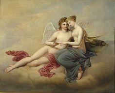 Amor And Psyche by Antonio Canova