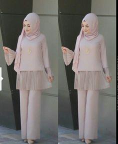 Tunique hijab style