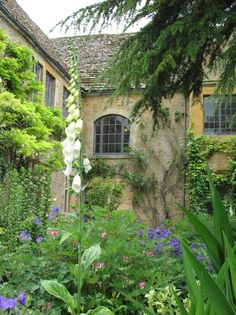 The Gardens of Hidcote Manor