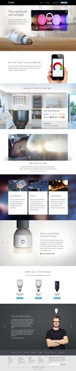 LIFX - The lightbulb reinvented