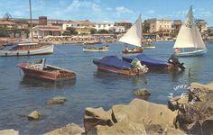 1967 – S.Marinella – riviera di ponente - cartolina, mare, panorama, sea