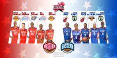 NBA All Star 2013 Team