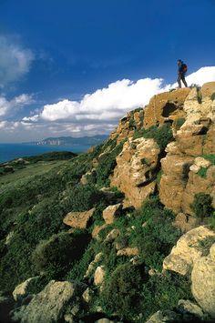 Trekking nell'Iglesiente, Sardinia