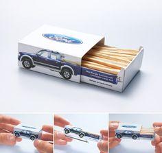 Ford Ranger Extreme Matchbox.