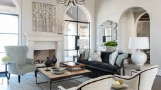 These top 10 Dallas interior Designers know how to merge modern trends with classic traditional interiors!  Read more about them here