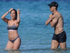 Georgina Rodriguez e Cristiano Ronaldo (Foto: The Grosby Group)