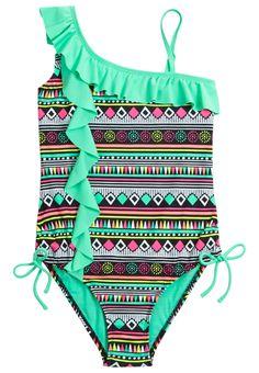 Aztec One Piece Swimsuit