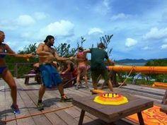 Survivor: Cagayan - Reward Challenge: Rise and Shine - YouTube