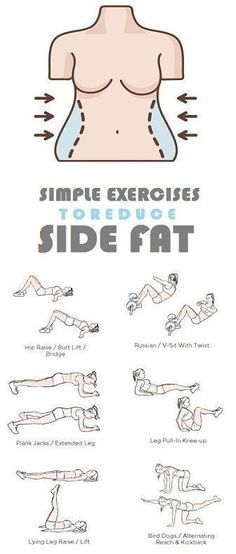 How to Get Rid of Side Fat and Love Handles Fast At Home. Try these Exercises for Side Fat Today and Lose 10 Pounds in 2 weeks. #lose15poundsin2weeksfast #lose10poundsin2week #lose15poundsathome Men and Women Are Sculpting The Body You Deserve — in Just 21 Minutes a Day — No Matter Your Age Or How Fit You Are Today by angelina