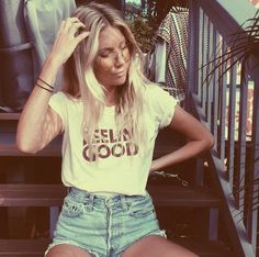 Monday Mood via @the_salty_blonde  #feelingood #campcollection