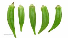 The amazing health benefits of okra