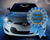 """Hyundai owners truly love their cars, so it's no surprise that their support has pushed us to the top of kbb.com's brand loyalty rankings,"" said Scott Margason, director, Product Planning, Hyundai Motor America. ""From all-new models like the 40 mile-per-gallon 2012 Veloster, to popular models such as Sonata, Elantra and Accent, we continually offer our customers more reasons to remain loyal to our vehicles and our brand."""