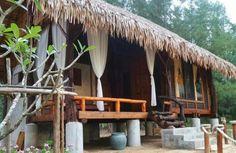 Beach House..The Moken Eco Village, Koh Phra Thong