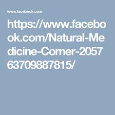 https://www.facebook.com/Natural-Medicine-Corner-205763709887815/