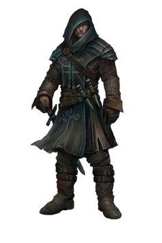 Risultati immagini per warhammer fantasy roleplay artwork Fantasy Male, Fantasy Heroes, Fantasy Armor, Medieval Fantasy, High Fantasy, Male Character, Character Portraits, Fantasy Character Design, Character Creation