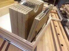 The Basement #38: Saw Blade Jackets - by JL7 @ LumberJocks.com ~ woodworking community