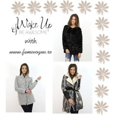 """Winter Coat Collection"" by famevogue on Polyvore All #coats and #jackets available at www.famevogue.ro..  #winter #style #trends #paltoane #jacheta #moda"