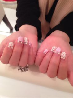 Pink&Whiteのヒョウ柄 2015.2