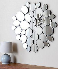 Loving this Silver Gala Wall Mirror on #zulily! #zulilyfinds