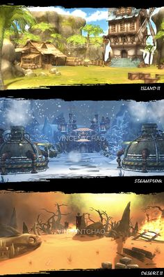 scenes in unity 3D :...