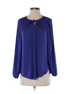 Check it out—Jennifer Lopez  Long Sleeve Blouse for $9.99 at thredUP!