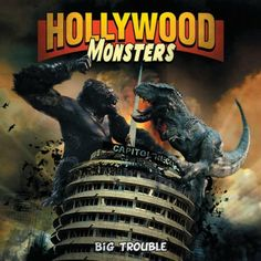 Hollywood Monsters Featuring Vinny Appice, Tim Bogert And Don Airey, Sign With Mausoleum Records