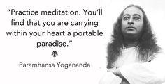 An introduction to the life of Paramhansa Yogananda and his spiritual teachings, including meditation and Kriya Yoga. Zen Quotes, Yoga Quotes, Wise Quotes, Spiritual Quotes, Positive Quotes, Inspirational Quotes, Awakening Quotes, Spiritual Awakening, Yogananda Quotes