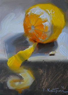 DPW Original Fine Art Auction - Lemon III - © Elena Katsyura